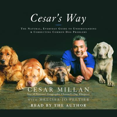 Cesars Way: The Natural, Everyday Guide to Understanding and Correcting Common Dog Problems Audiobook, by Cesar Millan