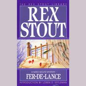 Fer-De-Lance Audiobook, by Rex Stout