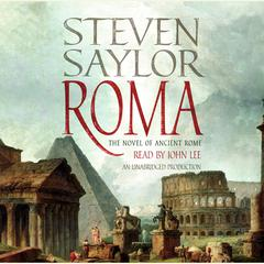Roma Audiobook, by Steven Saylor
