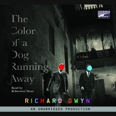 The Color of A Dog Running Away Audiobook, by Richard Gwyn