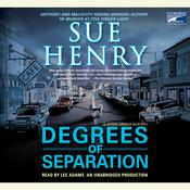 Degrees of Separation: A Jessie Arnold Mystery Series, by Sue Henry