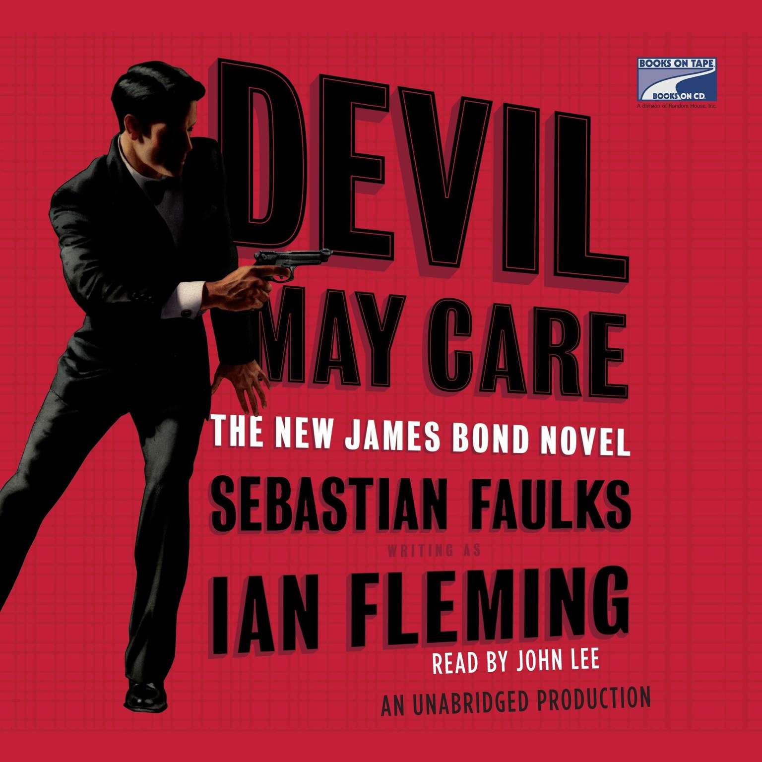 Printable Devil May Care Audiobook Cover Art