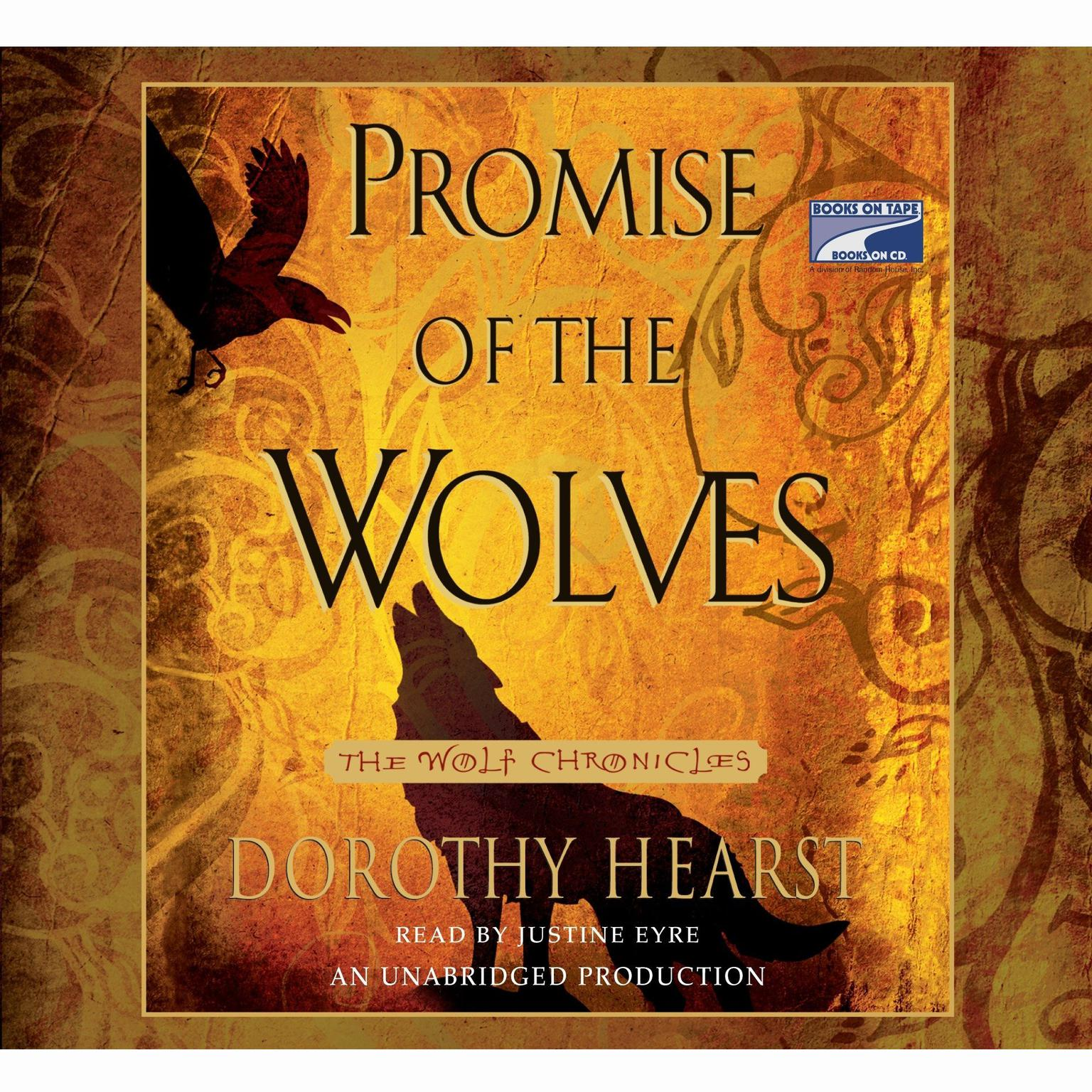 Printable Promise of the Wolves: Wolf Chronicles Book One Audiobook Cover Art