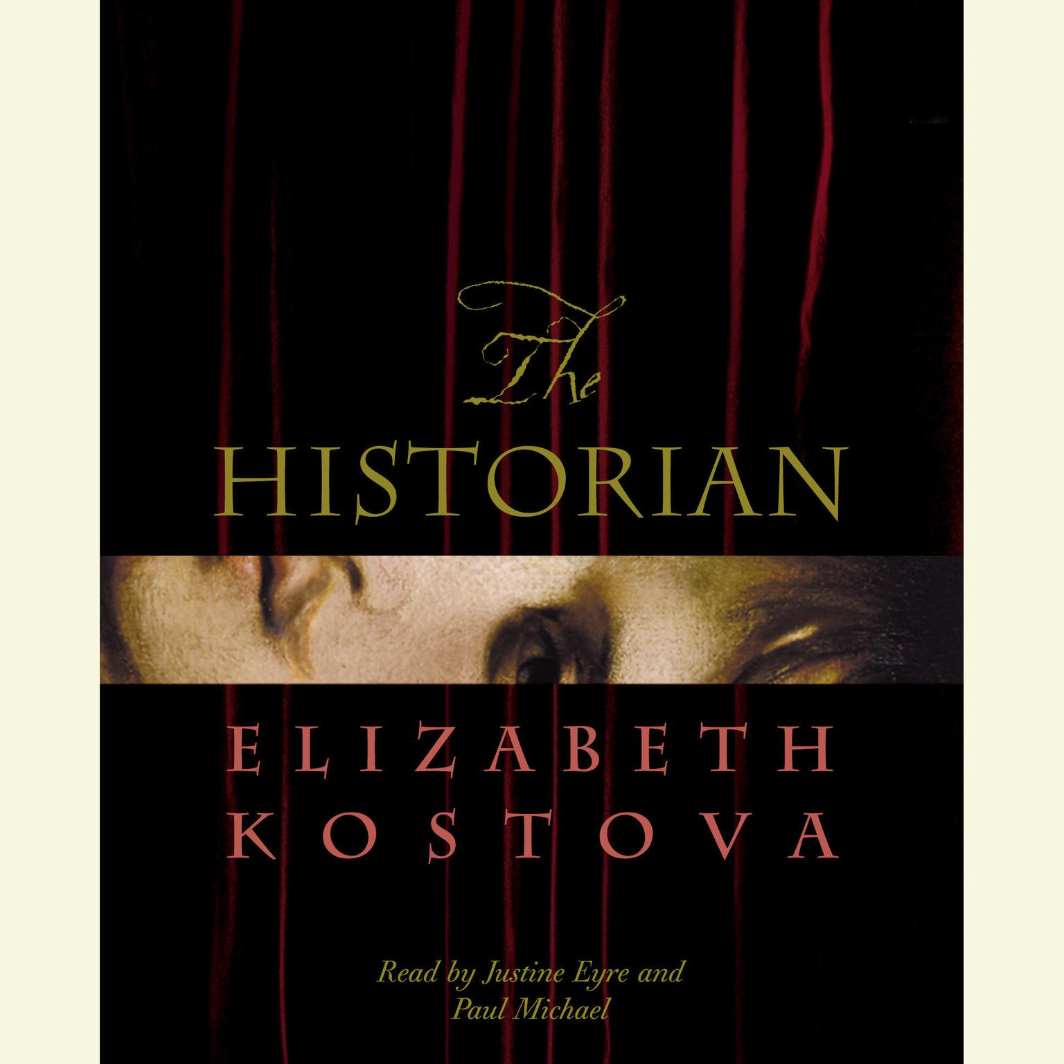 Printable The Historian Audiobook Cover Art
