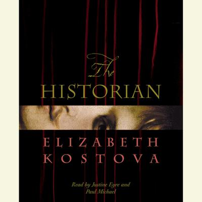 The Historian Audiobook, by Elizabeth Kostova