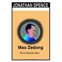 Mao Zedong Audiobook, by Jonathan D. Spence, Jonathan Spence