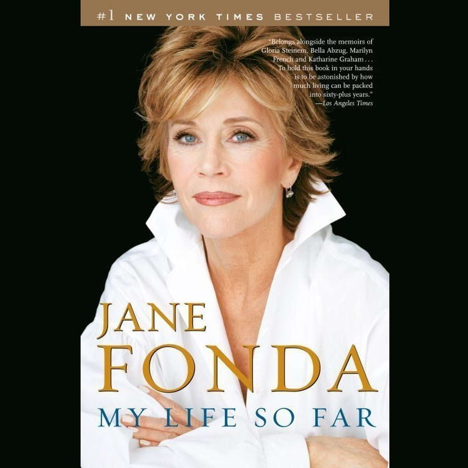 My Life So Far (Abridged) Audiobook, by Jane Fonda