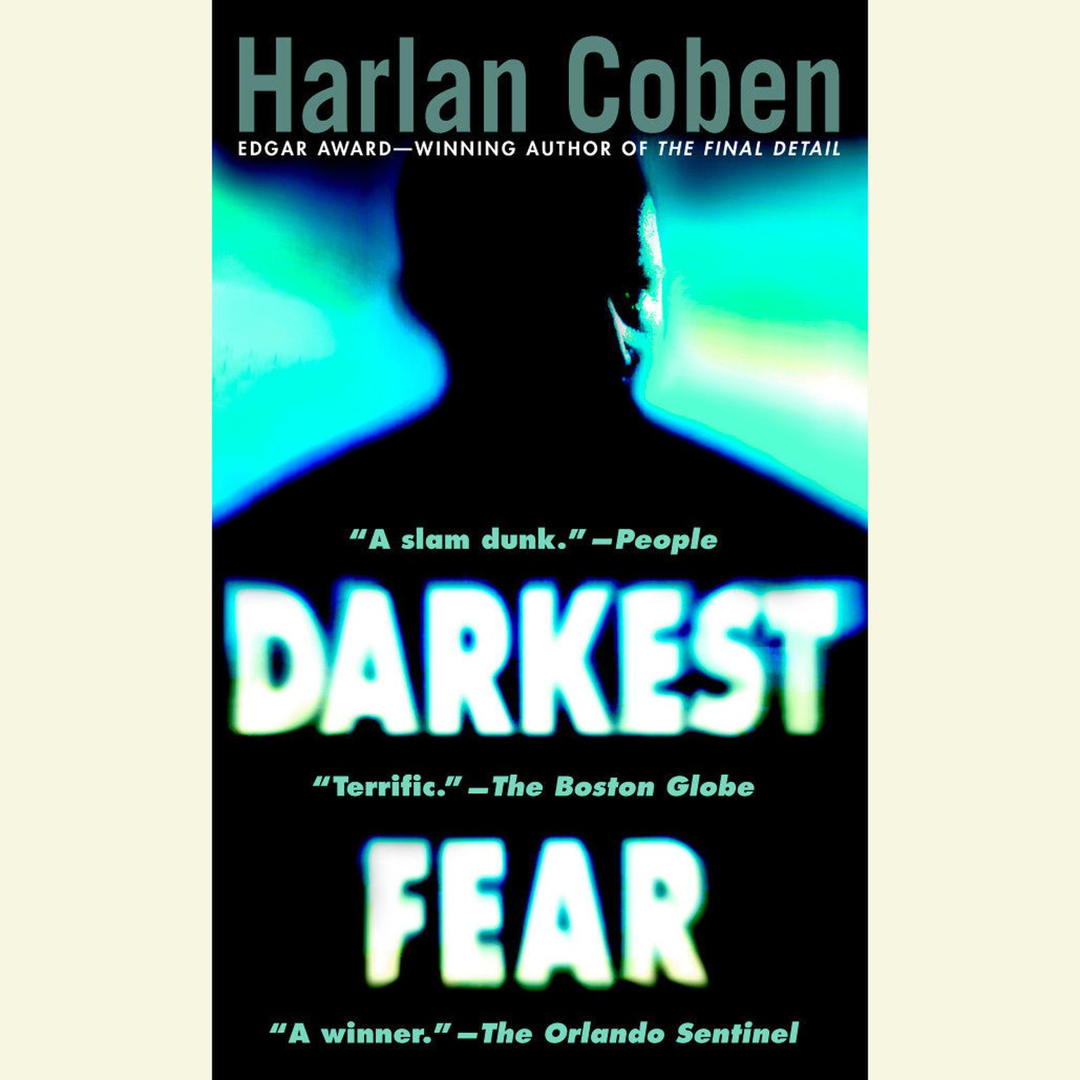 Printable Darkest Fear Audiobook Cover Art