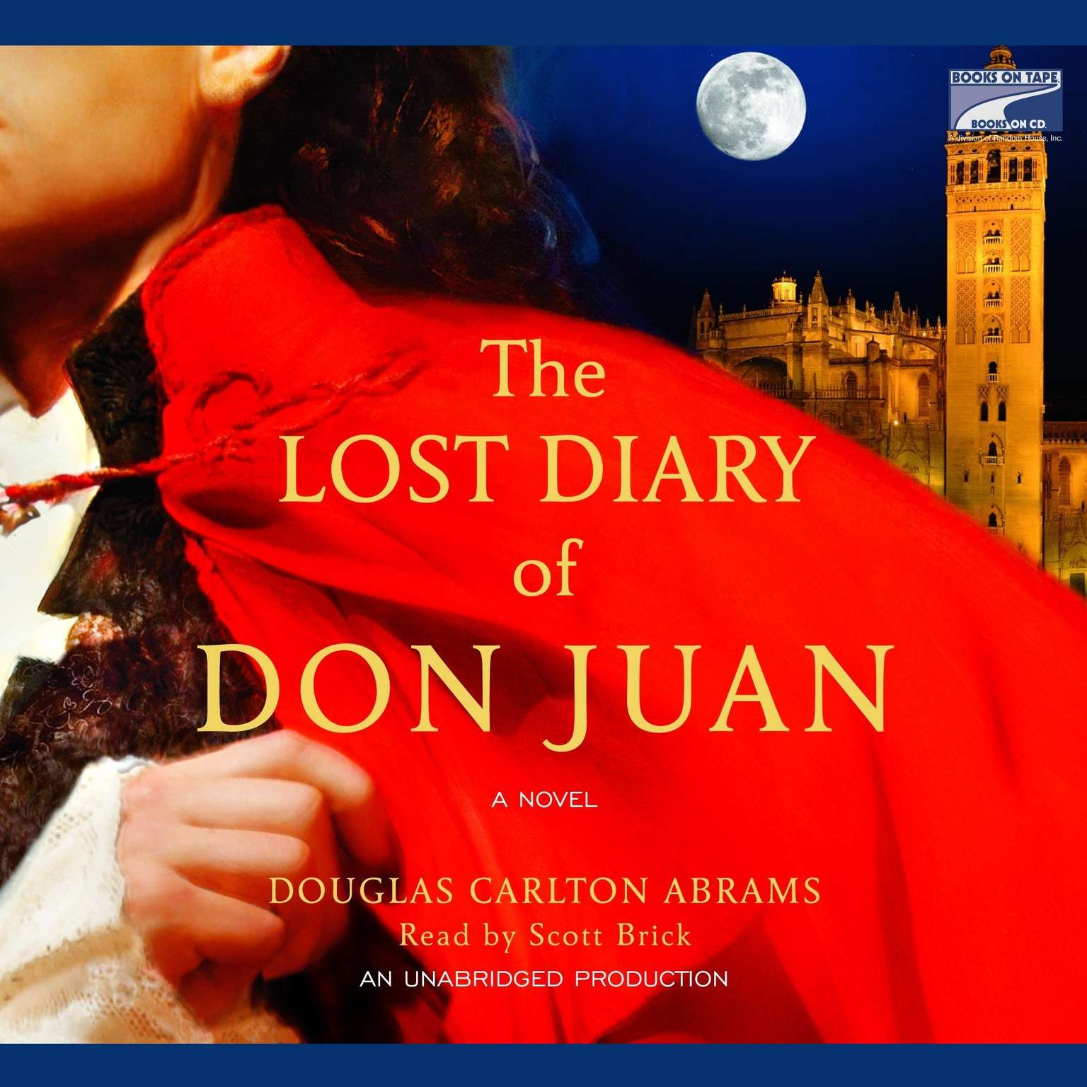Printable The Lost Diary of Don Juan Audiobook Cover Art