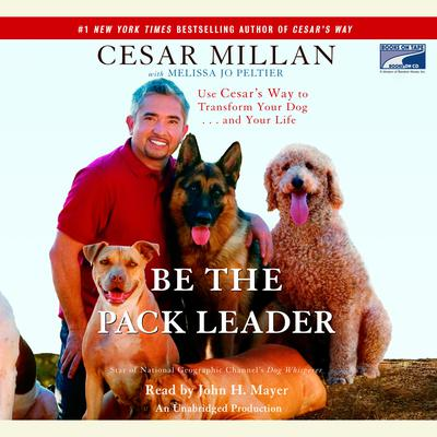Be the Pack Leader: Use Cesars Way to Transform Your Dog...And Your Life Audiobook, by Cesar Millan