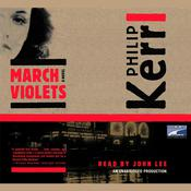 March Violets, by Philip Kerr