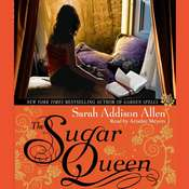 The Sugar Queen Audiobook, by Sarah Addison Allen