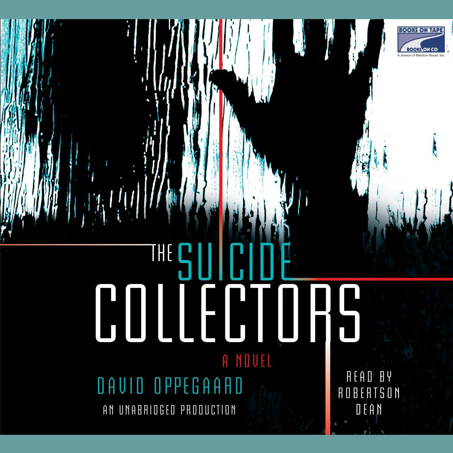 Printable The Suicide Collectors Audiobook Cover Art