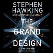 The Grand Design Audiobook, by Stephen Hawking, Leonard Mlodinow