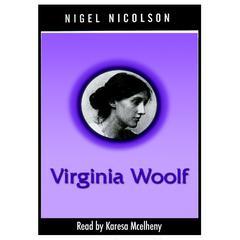 Virginia Woolf Audiobook, by Nigel Nicolson