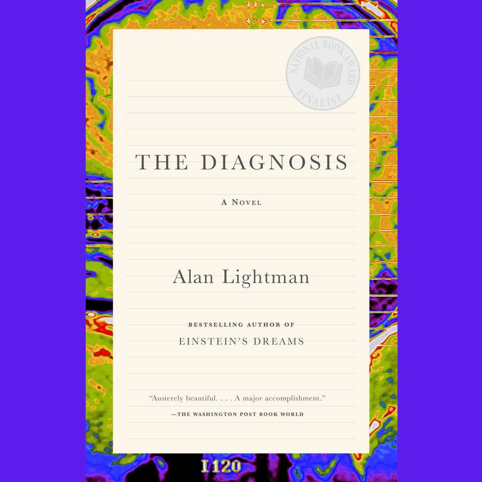 Printable The Diagnosis: A Novel Audiobook Cover Art