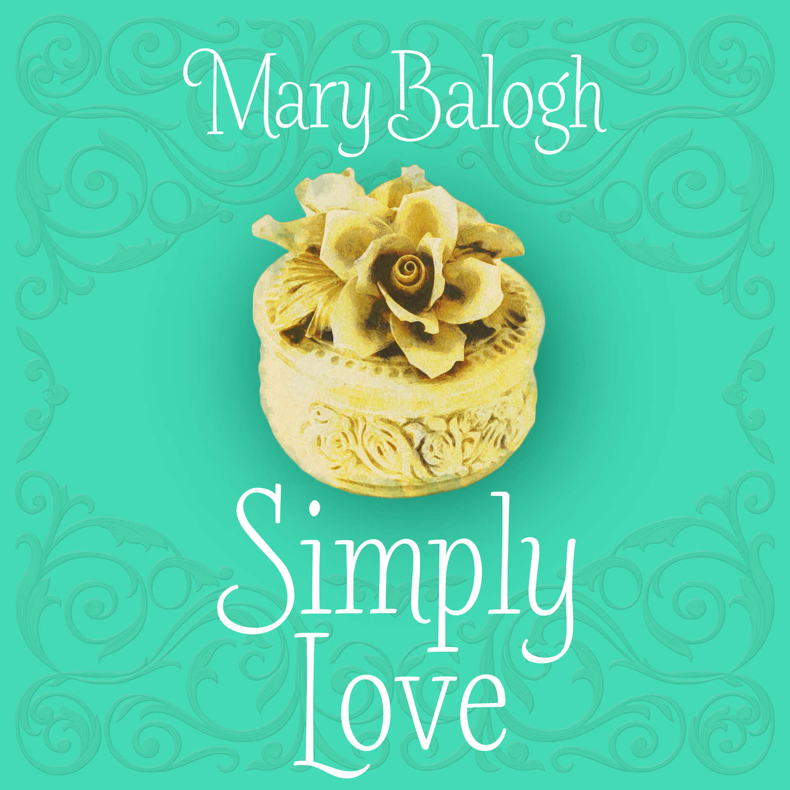 Simply Love Audiobook, by Mary Balogh