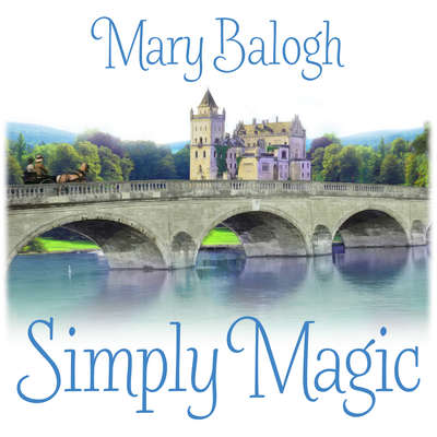 Simply Magic Audiobook, by Mary Balogh