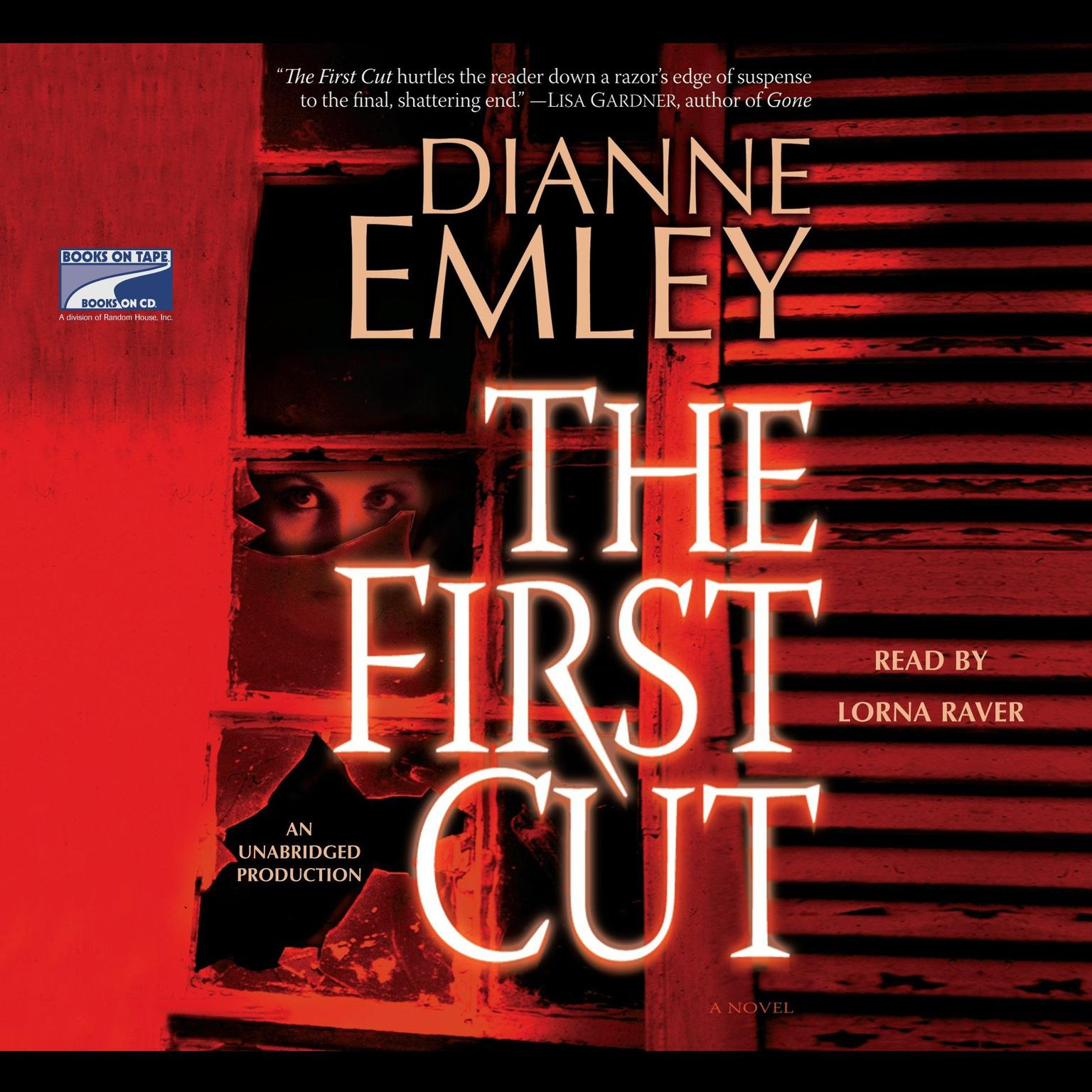 Printable The First Cut Audiobook Cover Art