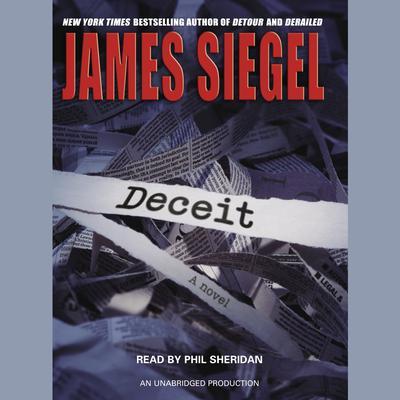 Deceit Audiobook, by James Siegel