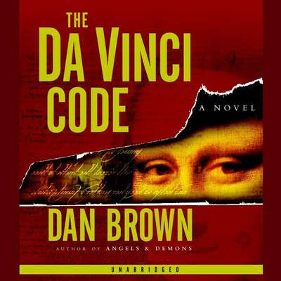 The Da Vinci Code: A Novel Audiobook, by Dan Brown