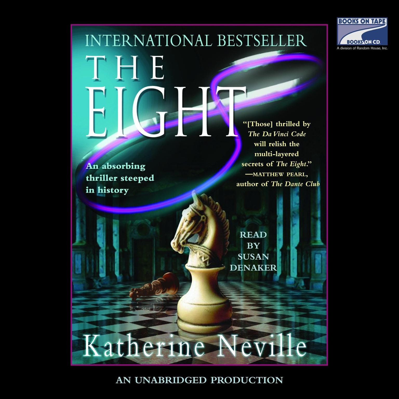 Printable The Eight Audiobook Cover Art