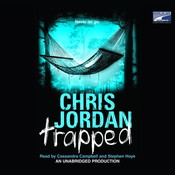 Trapped Audiobook, by Chris Jordan