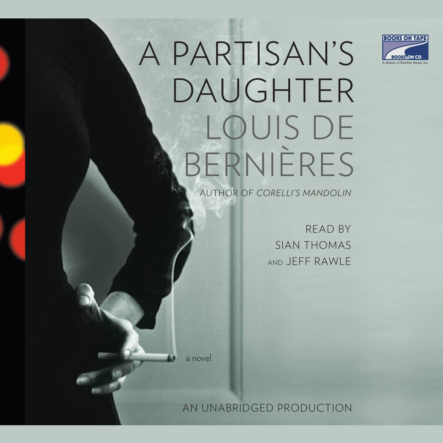 Printable A Partisan's Daughter Audiobook Cover Art
