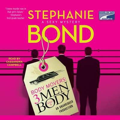 Body Movers Audiobook, by Stephanie Bond