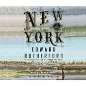 New York: The Novel Audiobook, by Edward Rutherfurd