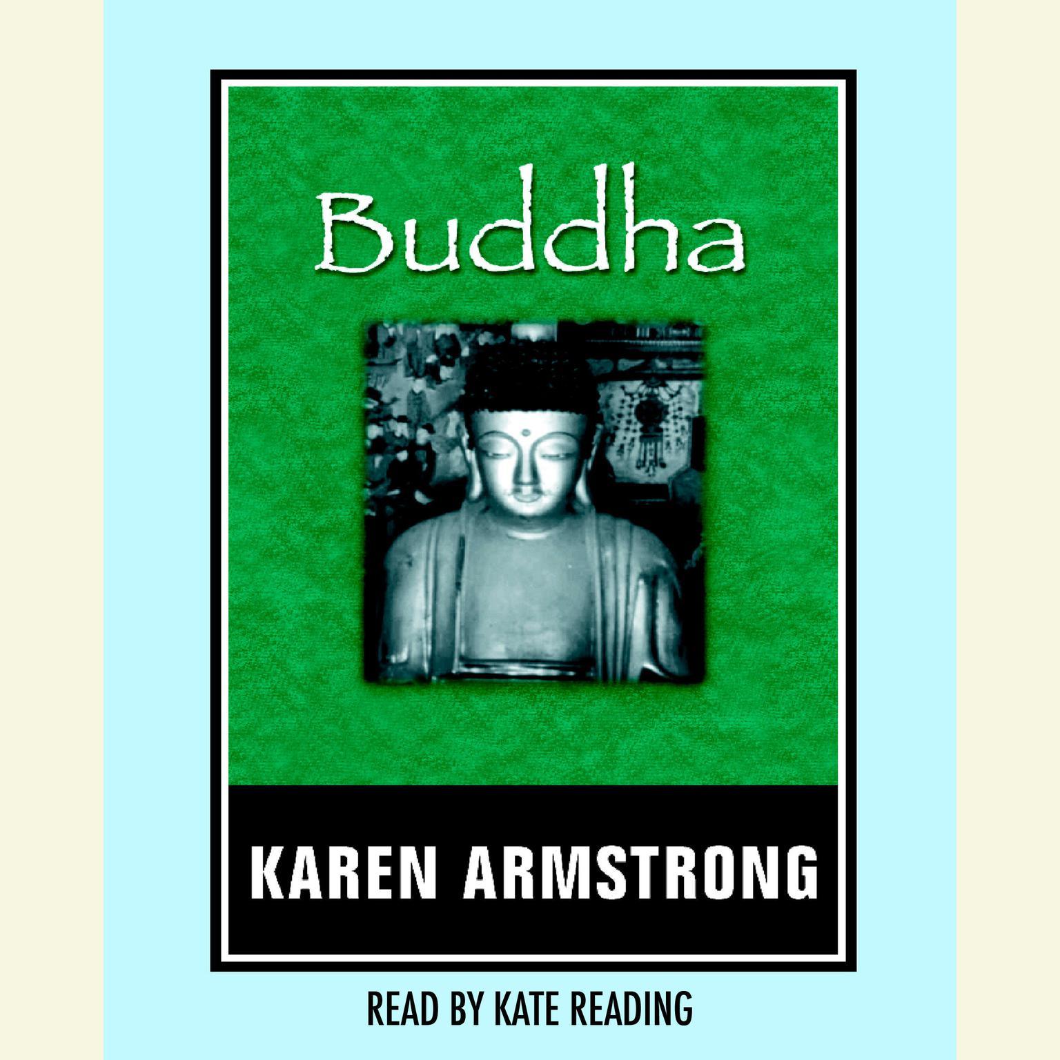 Printable Buddha Audiobook Cover Art
