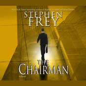 The Chairman Audiobook, by Stephen Frey