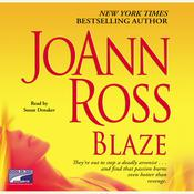 Blaze Audiobook, by JoAnn Ross