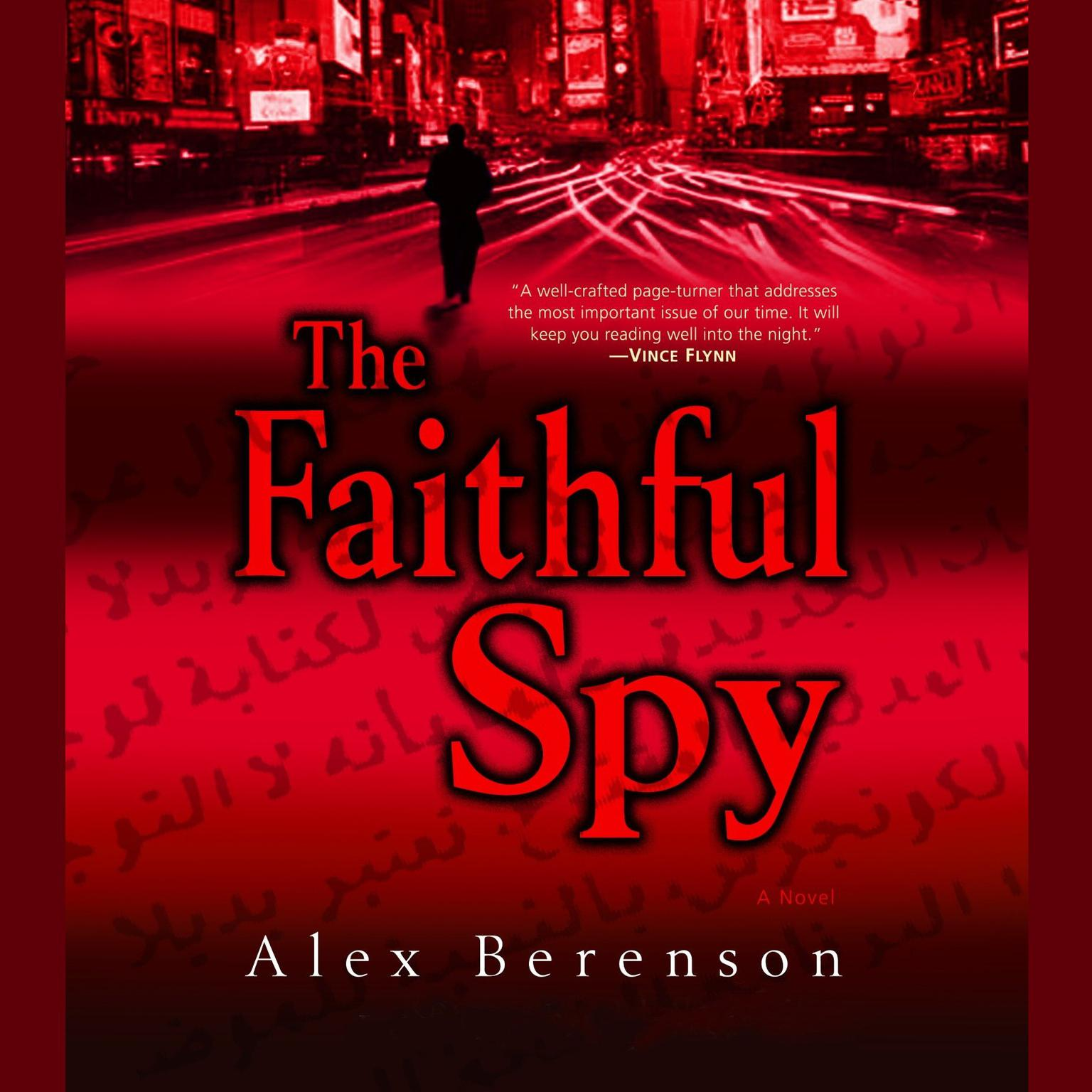 Printable The Faithful Spy Audiobook Cover Art
