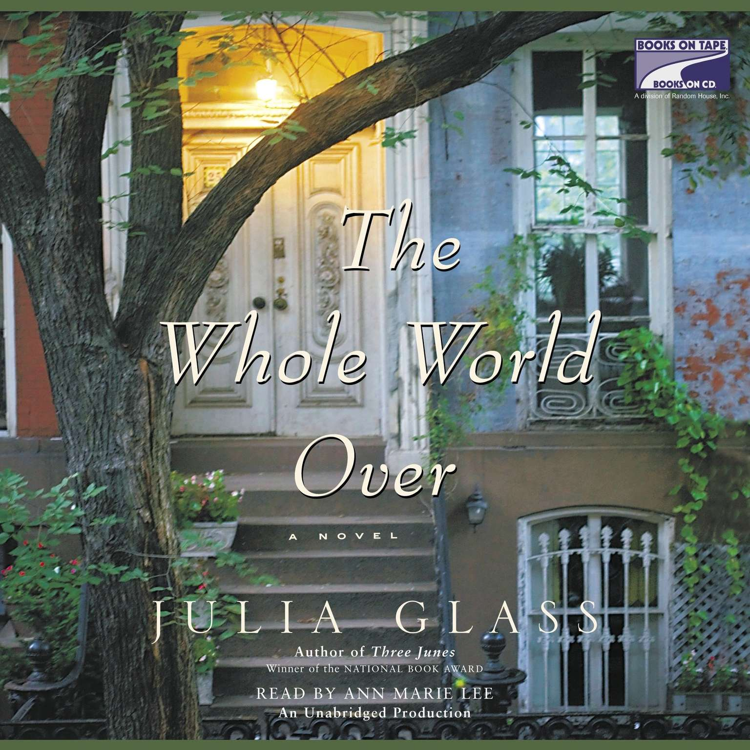 Printable The Whole World Over Audiobook Cover Art