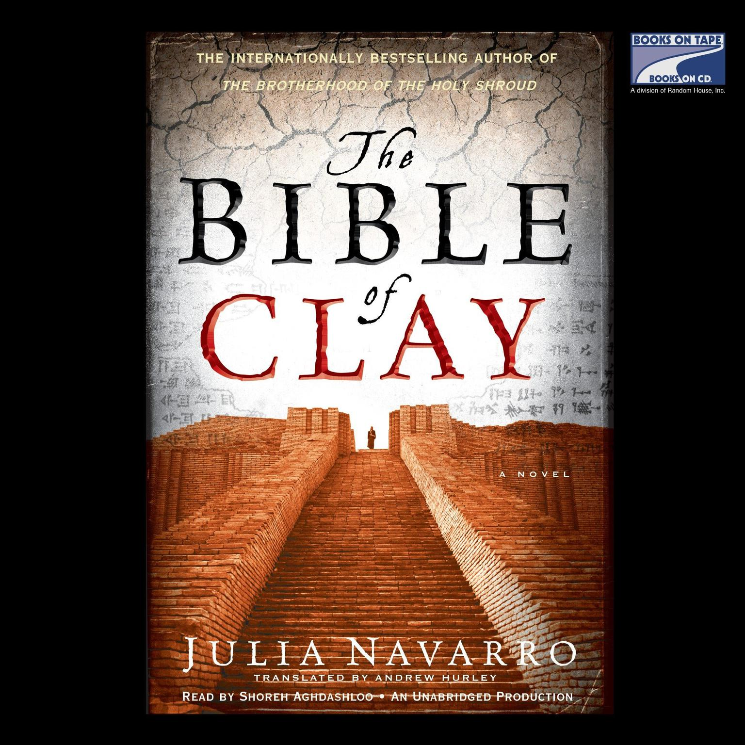 Printable The Bible of Clay Audiobook Cover Art