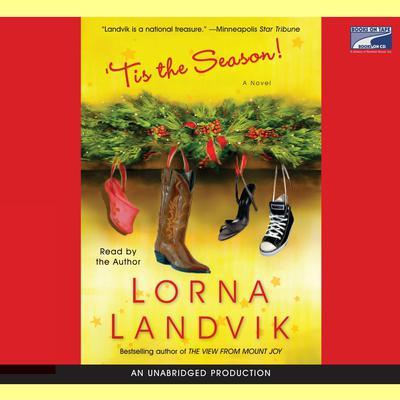 Tis the Season Audiobook, by Lorna Landvik