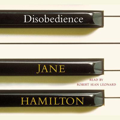 Disobedience Audiobook, by Jane Hamilton
