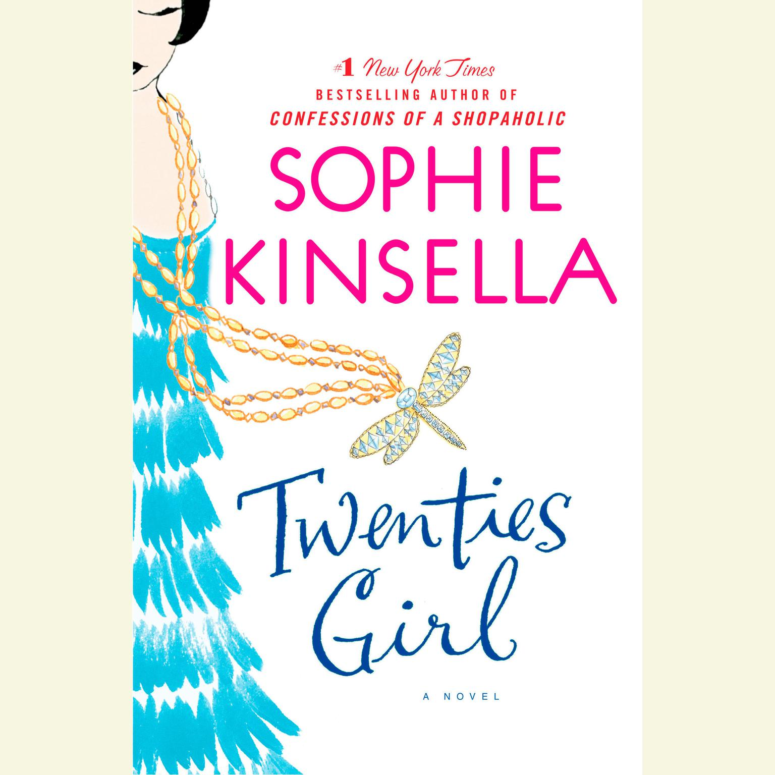 Printable Twenties Girl Audiobook Cover Art