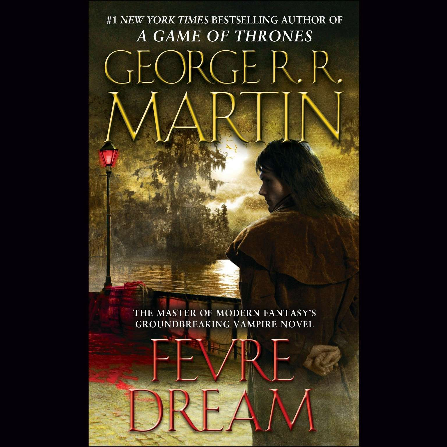 Printable Fevre Dream Audiobook Cover Art