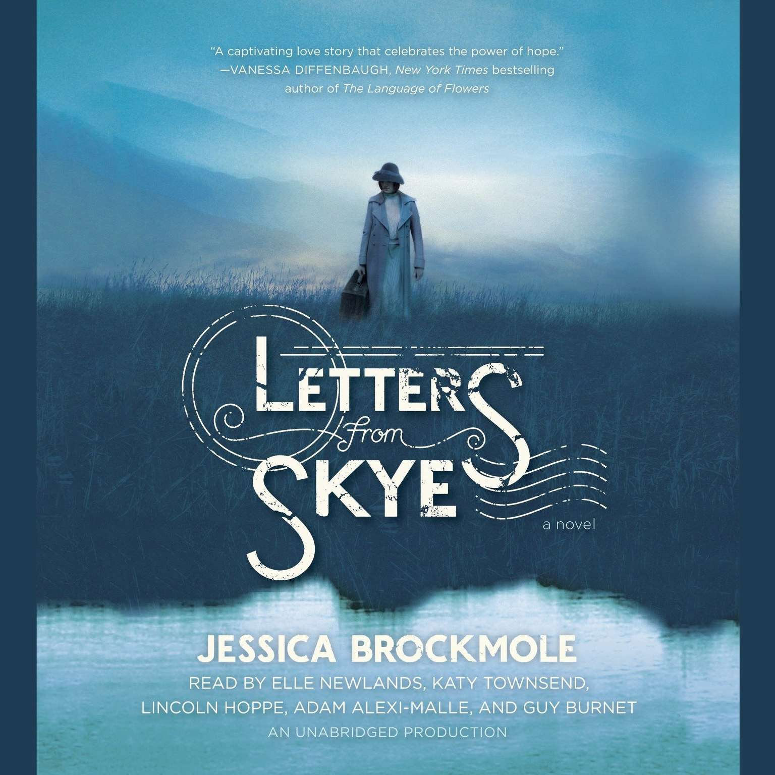 Printable Letters From Skye: A Novel Audiobook Cover Art