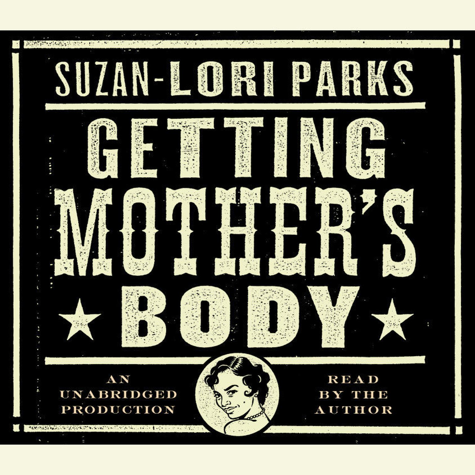 Printable Getting Mother's Body Audiobook Cover Art