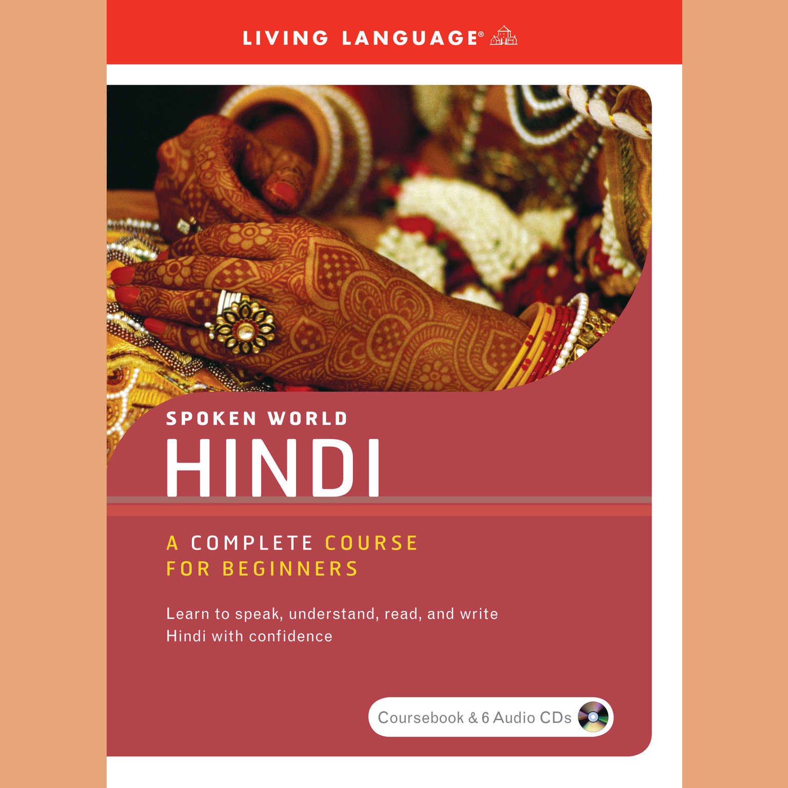 Printable Hindi: A Complete Course for Beginners Audiobook Cover Art