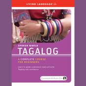Tagalog Audiobook, by Living Language