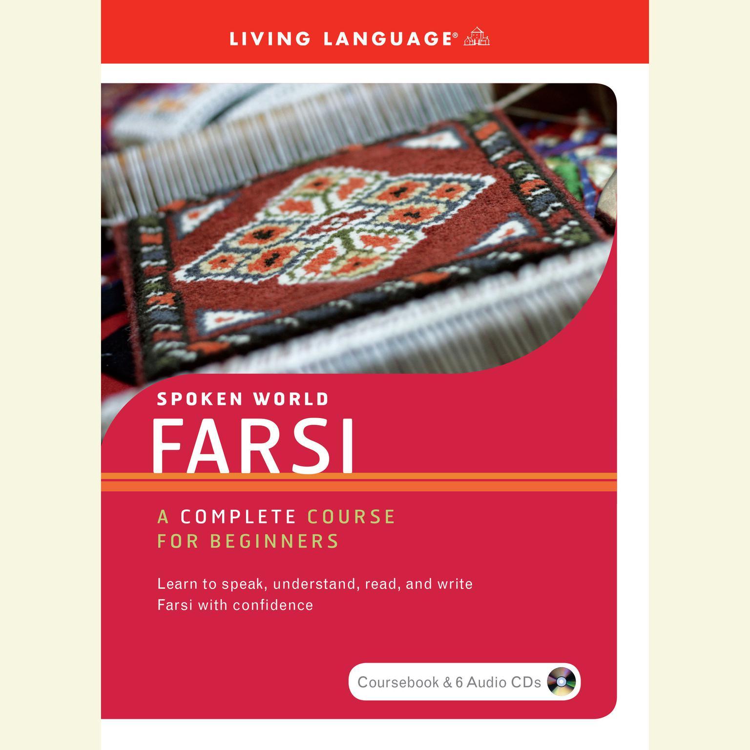 Farsi (Abridged) Audiobook, by Living Language