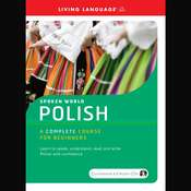 Spoken World: Polish Audiobook, by Living Language