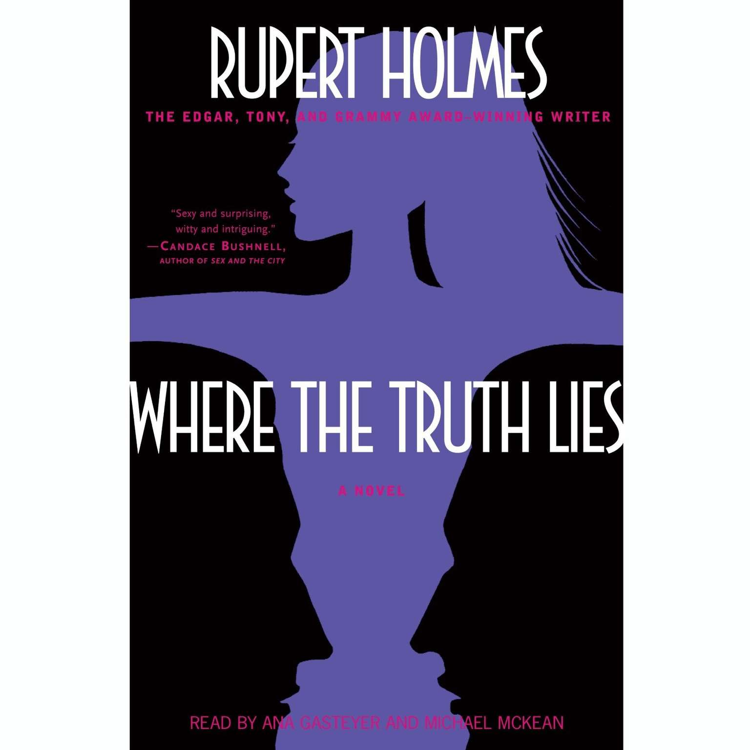 Printable Where the Truth Lies Audiobook Cover Art