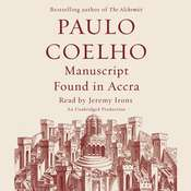 Manuscript Found in Accra Audiobook, by Paulo Coelho