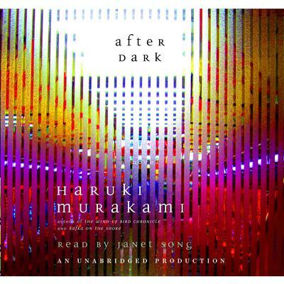 After Dark Audiobook, by Haruki Murakami