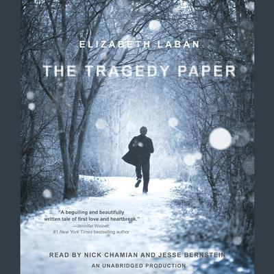 The Tragedy Paper Audiobook, by Elizabeth Laban
